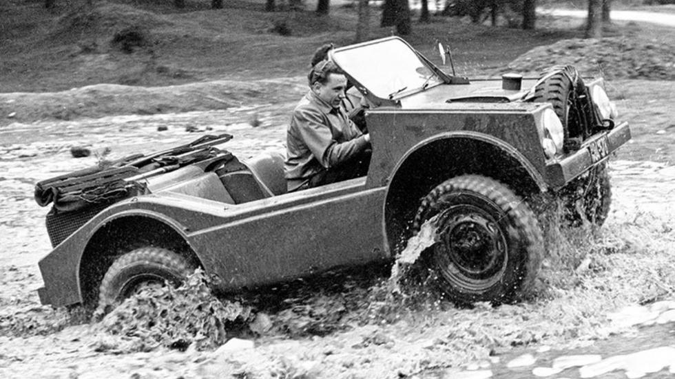 Porsche Type 597 Jagdwagen