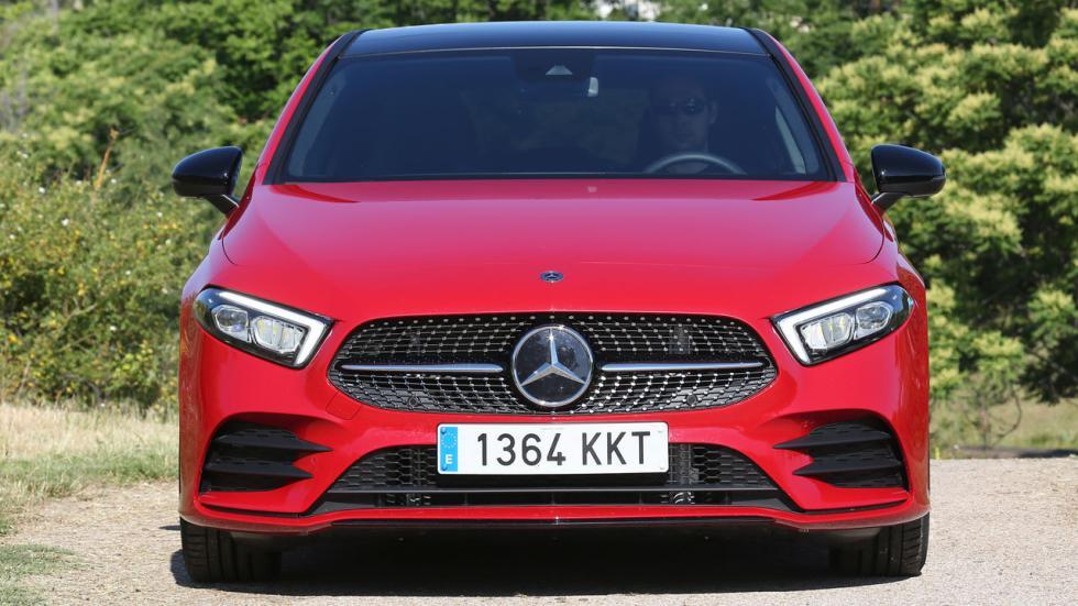 Prueba Mercedes A 200 7G-DCT
