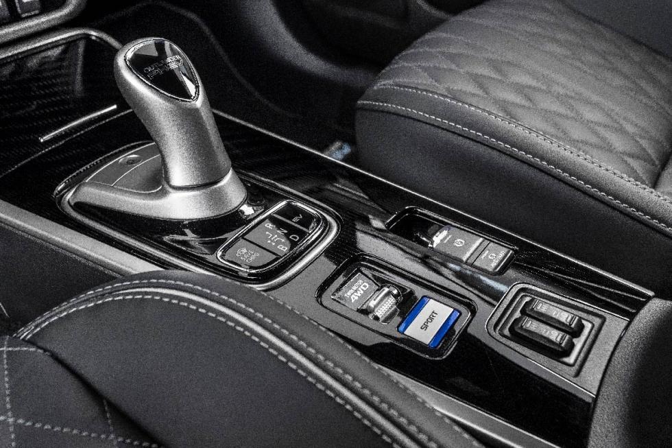 Mitsubishi Outlander PHEV 2019