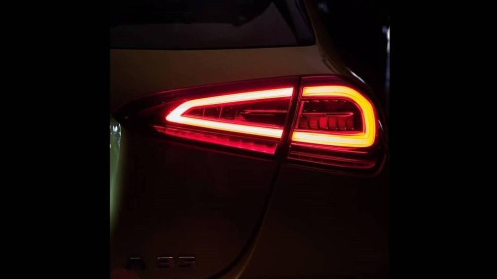 Teaser Mercedes-AMG A35 2019