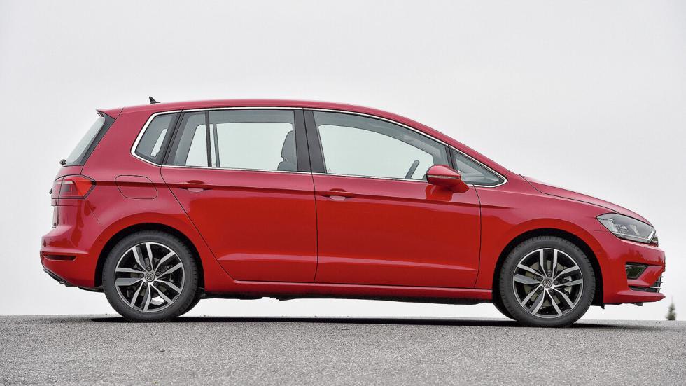 Test 150.000 km Volkswagen Golf Sportsvan 1.4 TSI DSG