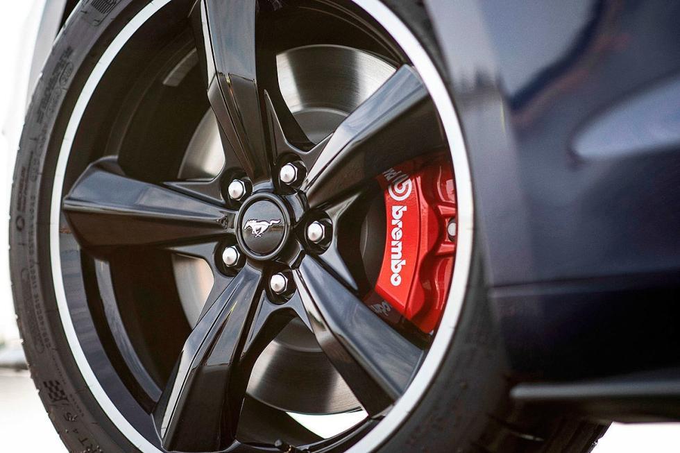 Al volante: Ford Mustang Bullit