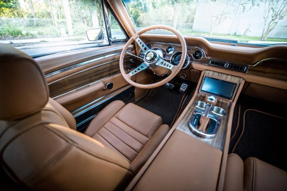 Este Ford Mustang 2+2 Fastback de 1968 cuesta 156.000 euros