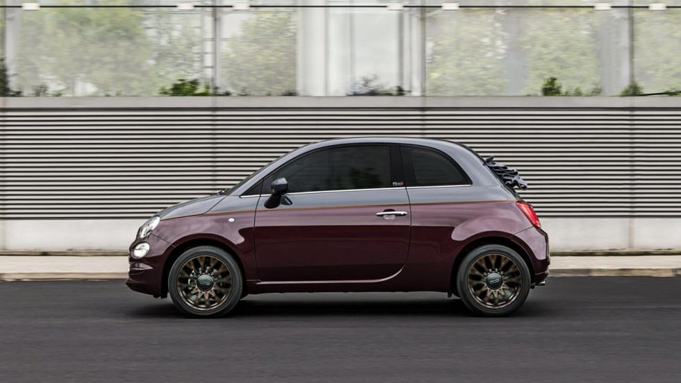 Fiat 500 Collezione Edition