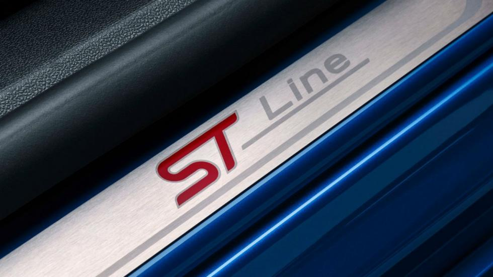 Ford Focus ST Line 2018