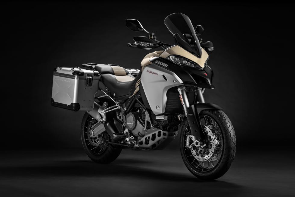 Nueva Ducati Multistrada 1260 Enduro 2019
