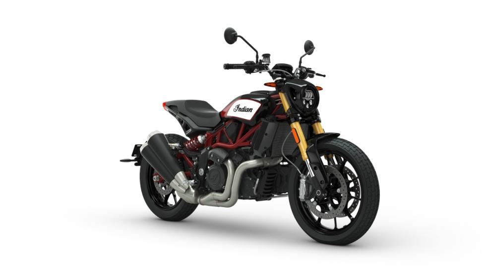 Nueva Indian FTR 1200 2019