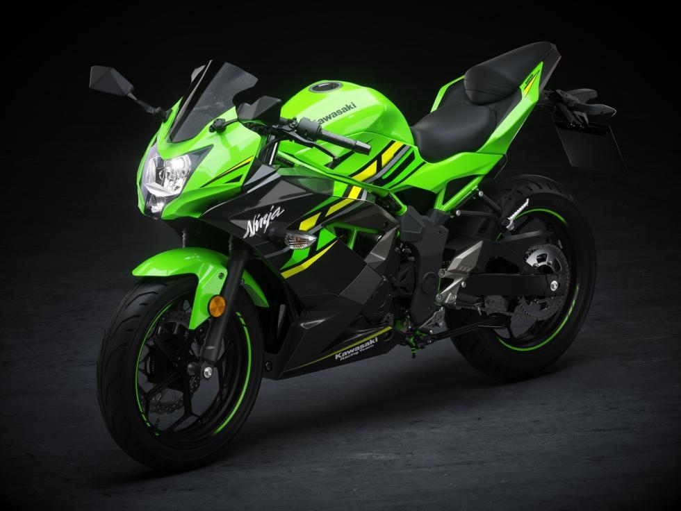 Nueva Kawasaki Ninja 125 2019