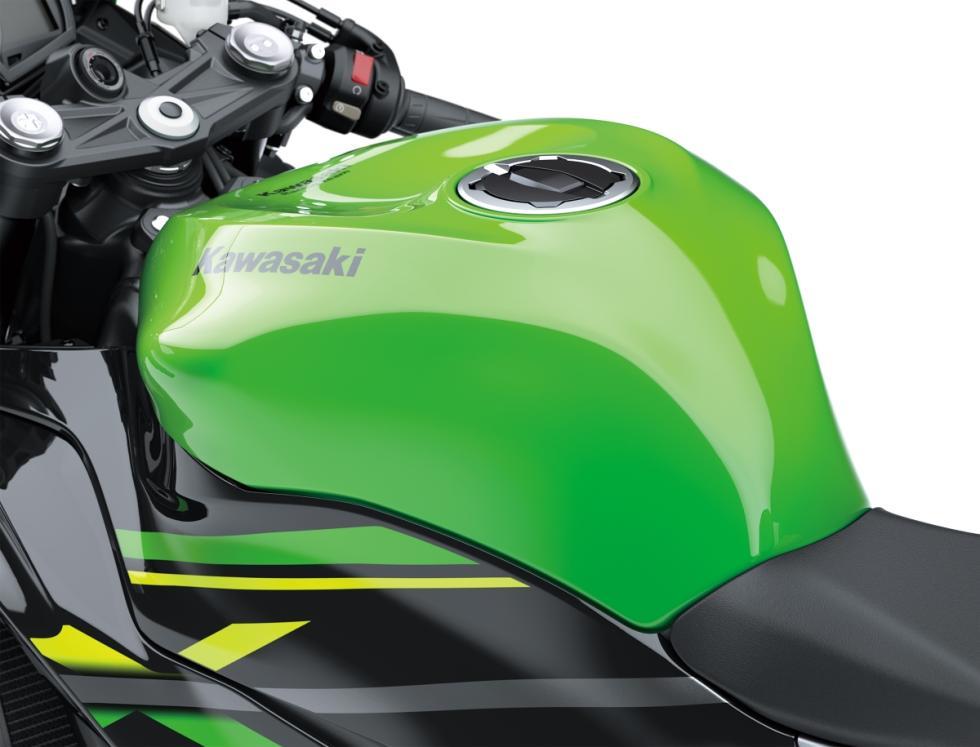 Nueva Kawasaki ZX-6R 2019