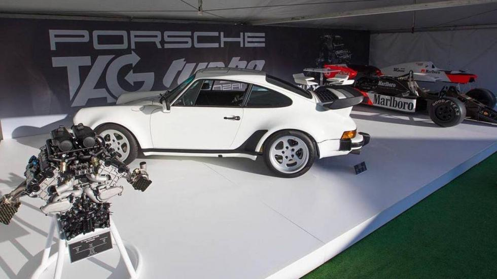 Porsche 930 motor F1