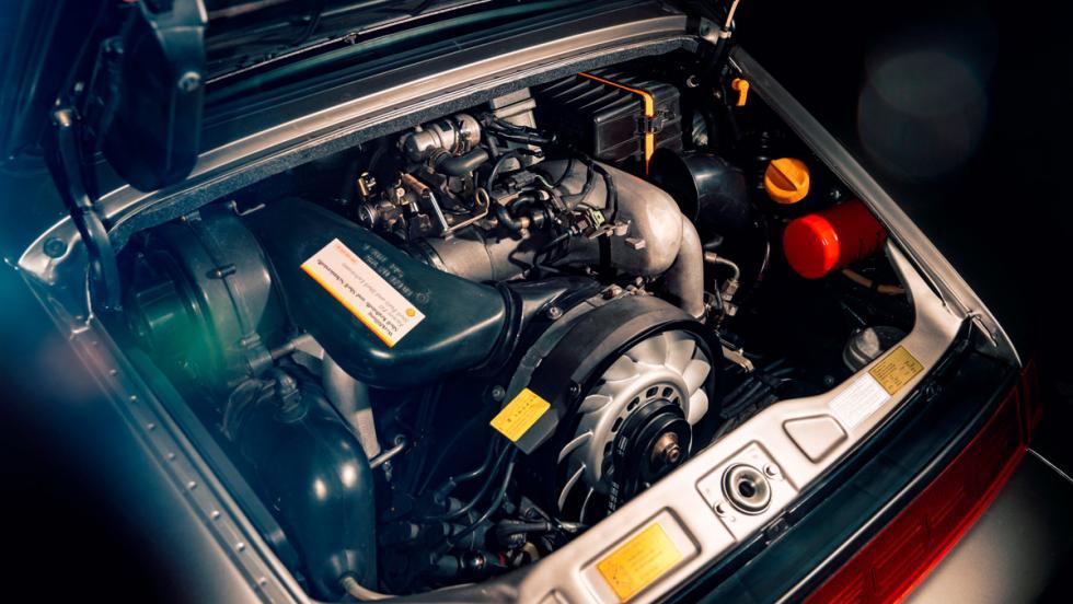 Porsche clásico (motor)