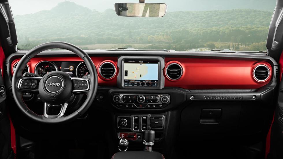precios del jeep wrangler 2018 desde euros. Black Bedroom Furniture Sets. Home Design Ideas