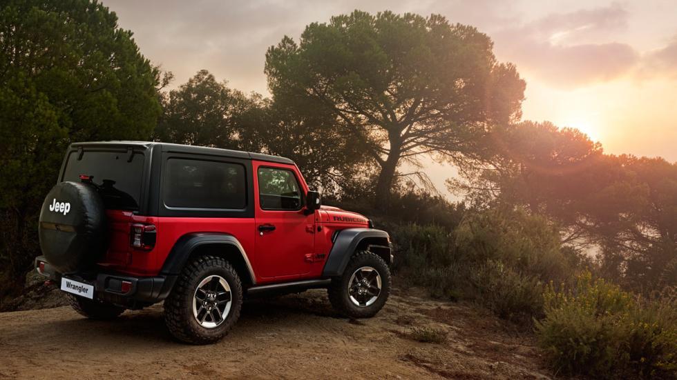 Precios Jeep Wrangler 2018