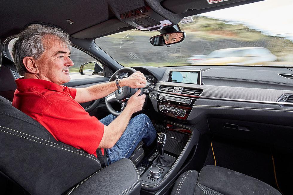 Prueba del BMW X2 xDrive 20d