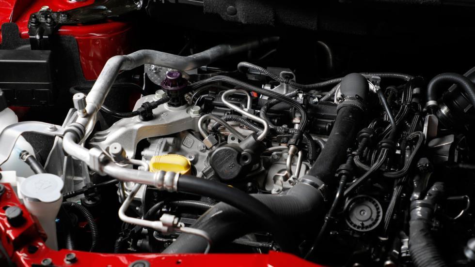 Prueba Nissan Qashqai 1.3 (motor)