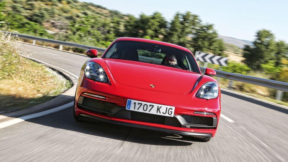 Prueba Porsche 718 Cayman GTS PDK
