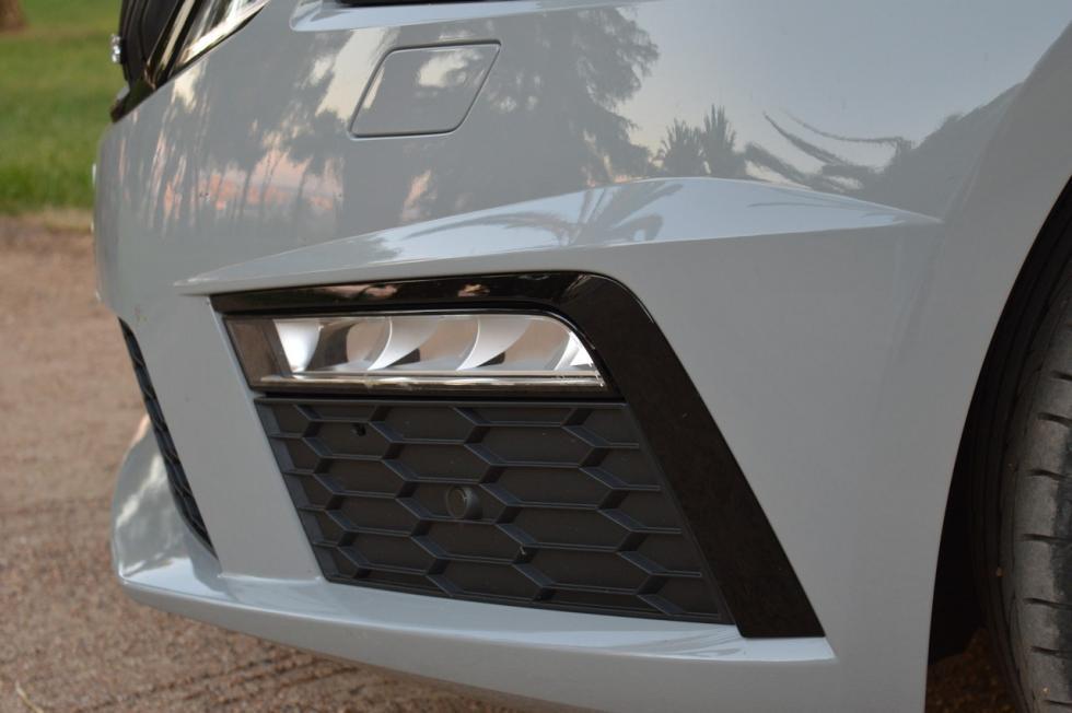 Prueba Skoda Octavia RS