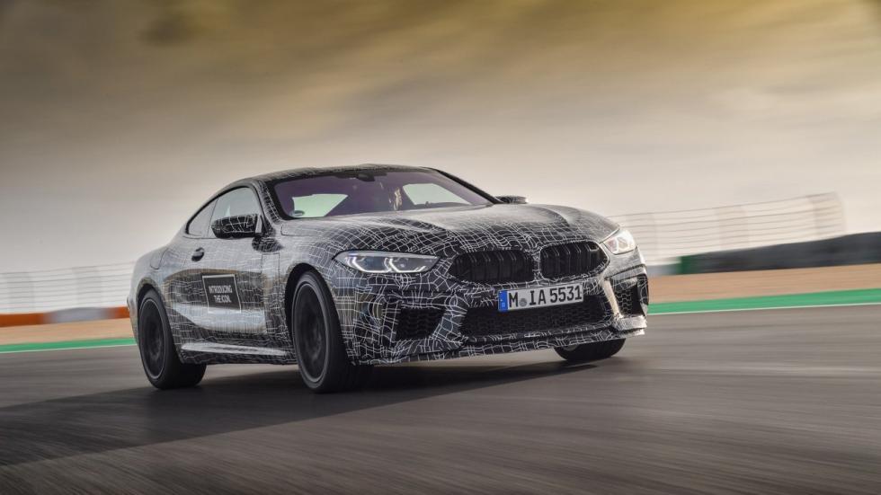 BMW M8 2019