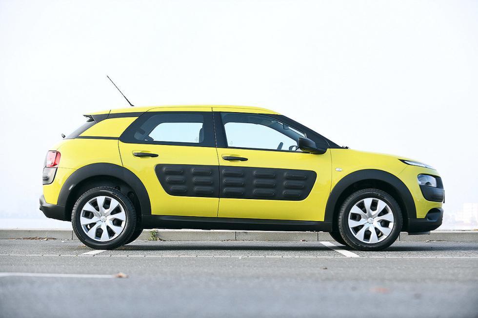 Citroën C4 Cactus de 2ª mano