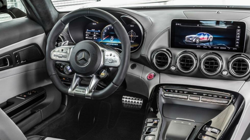 Interior Mercedes-AMG GT