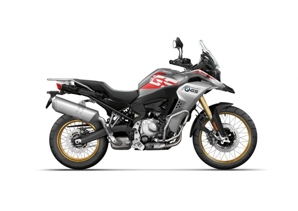 Nueva BMW F 850 GS Adventure 2019