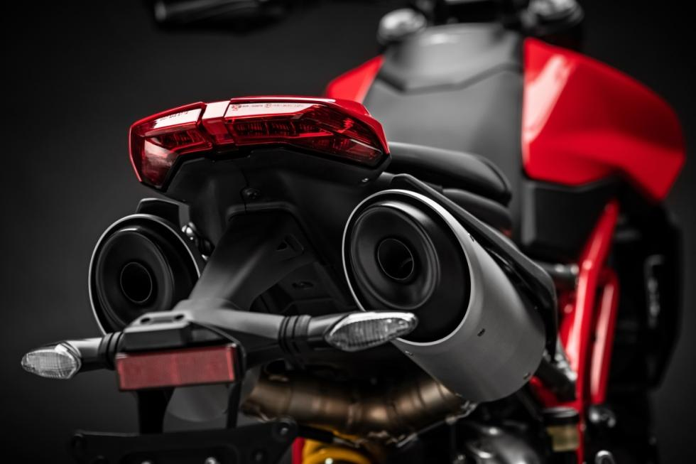 Nueva Ducati Hypermotard 950 2019