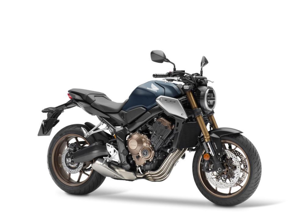 Nueva Honda CB650R 2019