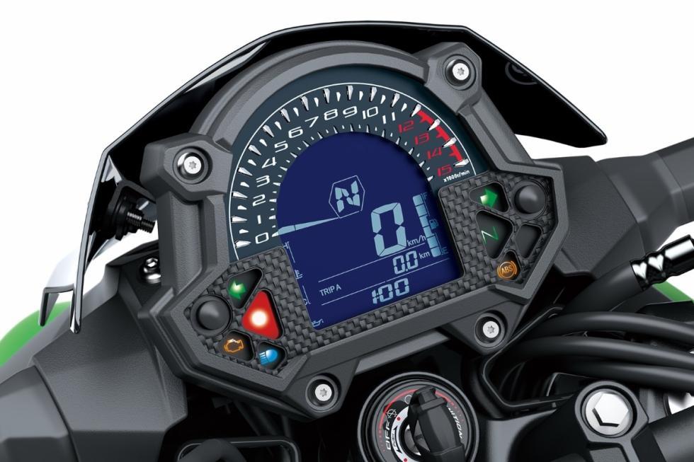 Nueva Kawasaki Z400