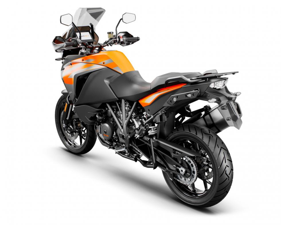 Nueva KTM 1290 Super Adventure 2019