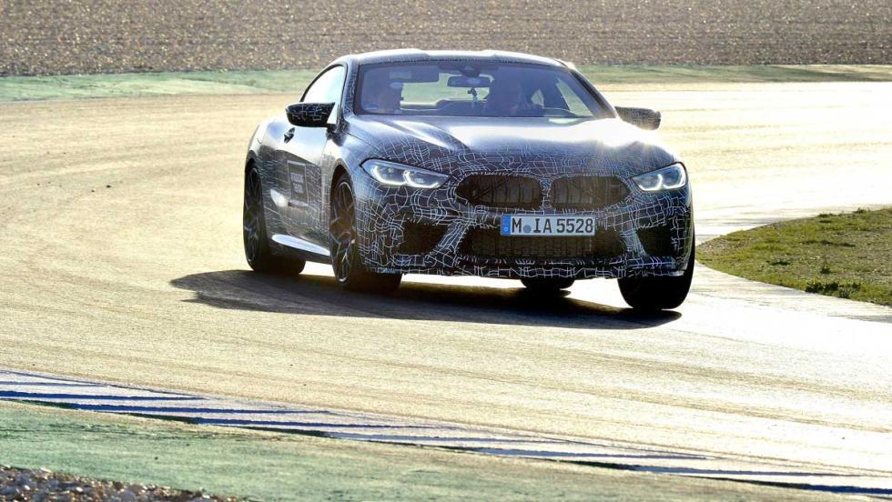 Nuevo BMW M8 2018