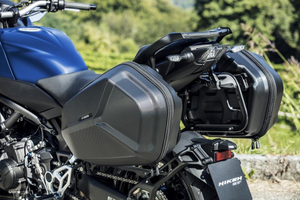 Nuevo Yamaha Niken GT 2019