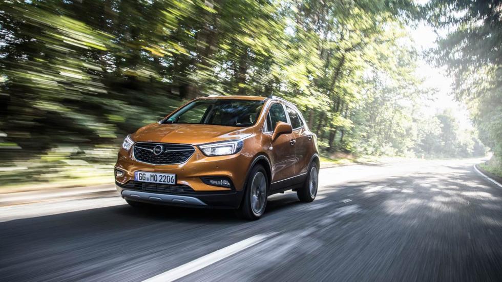 Opel Mokka GLP