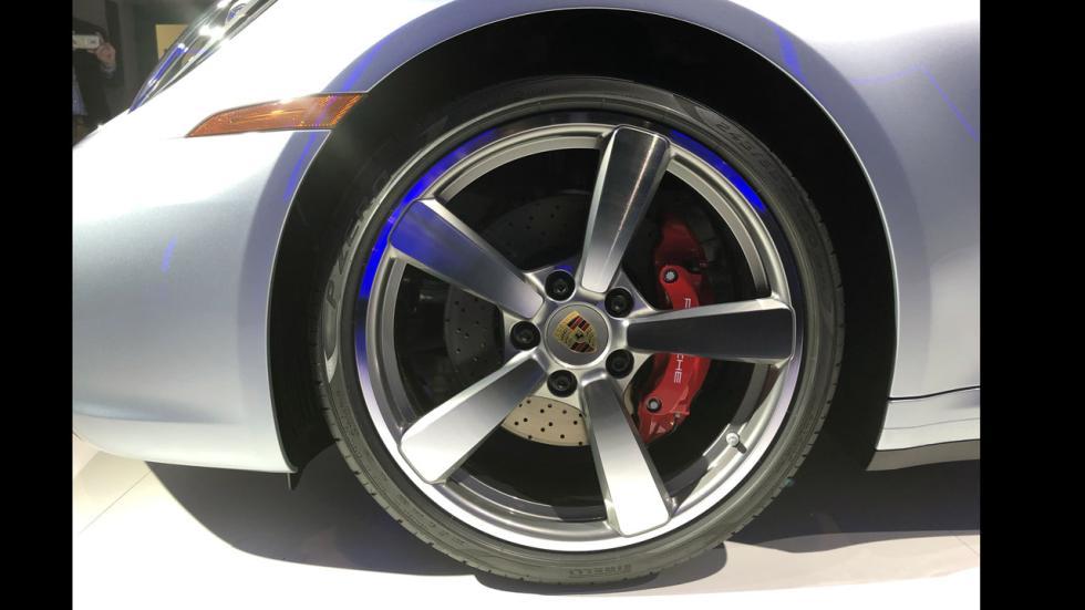 Presentación nuevo Porsche 911 2019