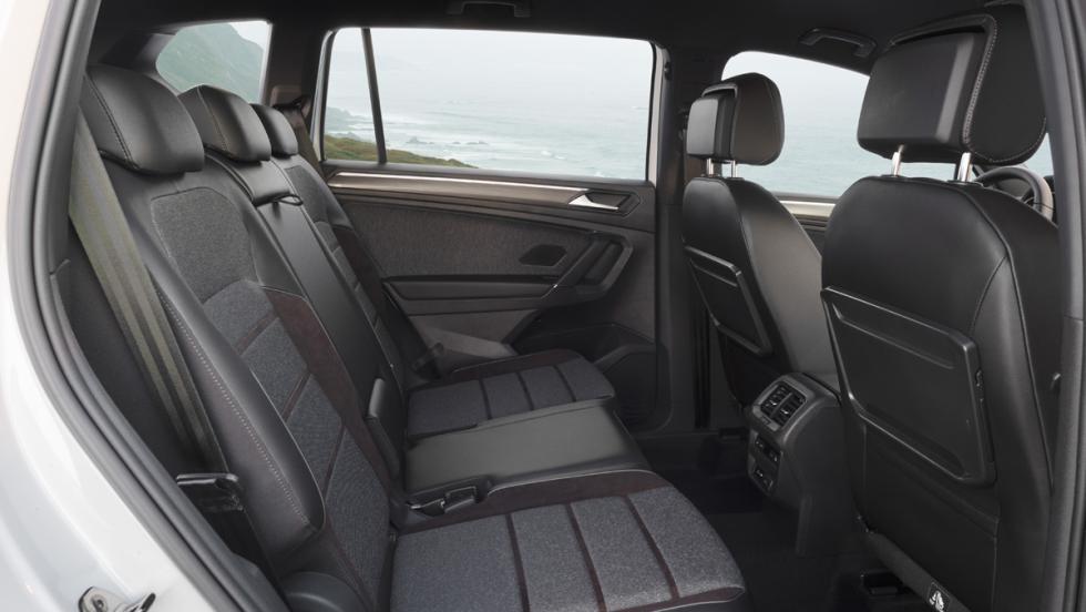 Prueba Seat Tarraco 1.5 TSI 150 CV (plazas traseras)
