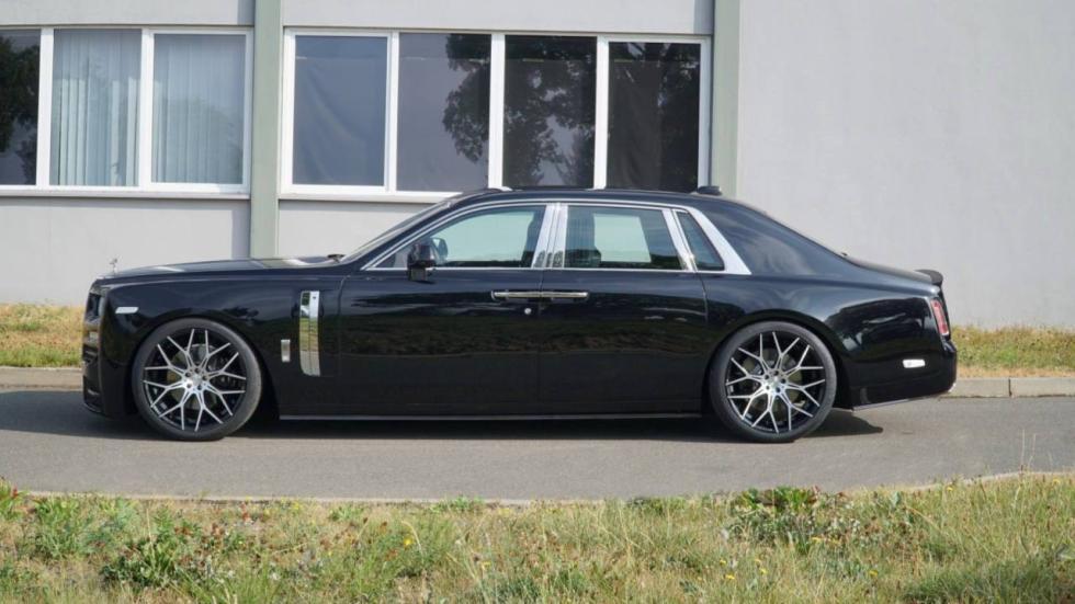 Rolls-Royce Phantom Mansory