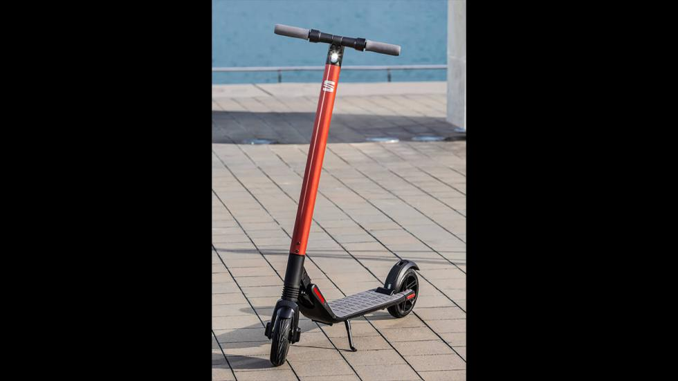 Seat eXS powerd by Segway
