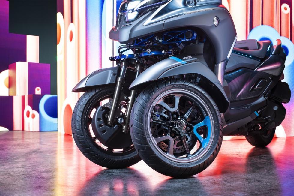 Yamaha 3CT Prototype