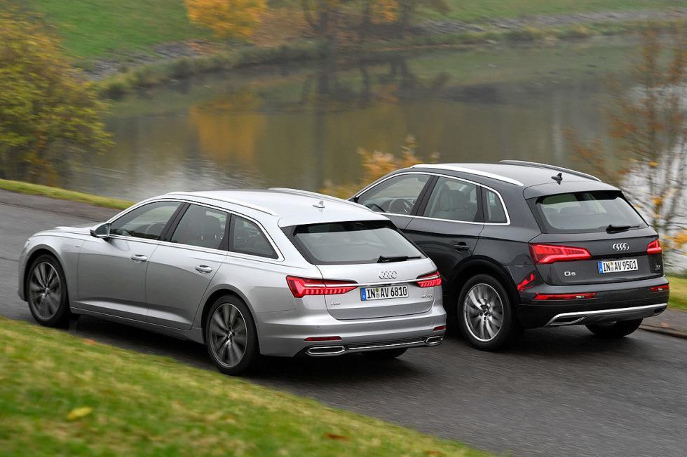 6 SUV vs 6 familiares