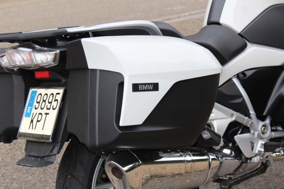 Galería prueba BMW R 1250 RT 2019