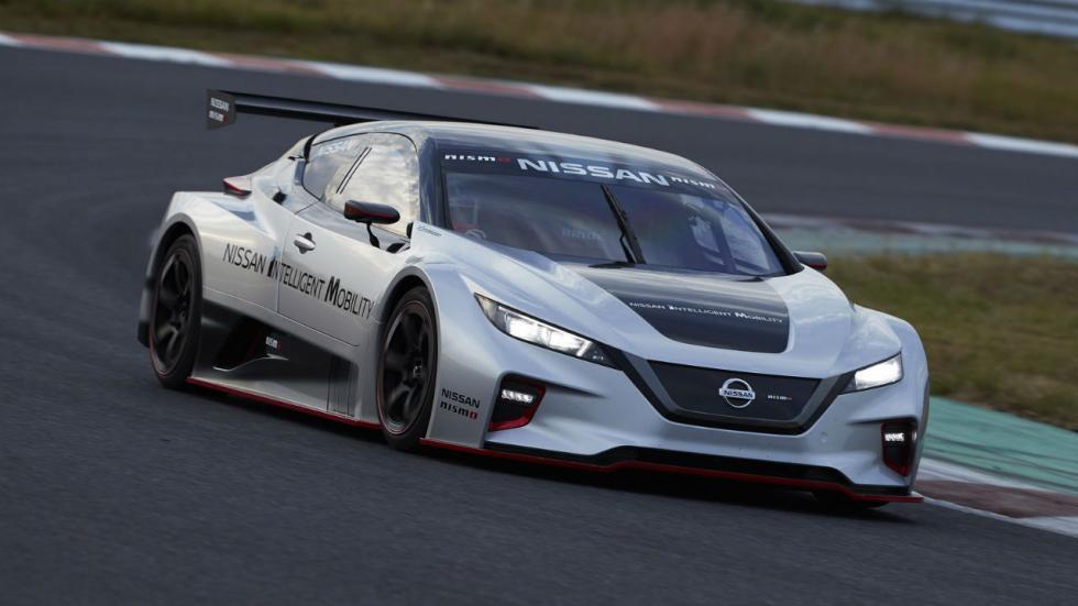 Nissan Leaf RC