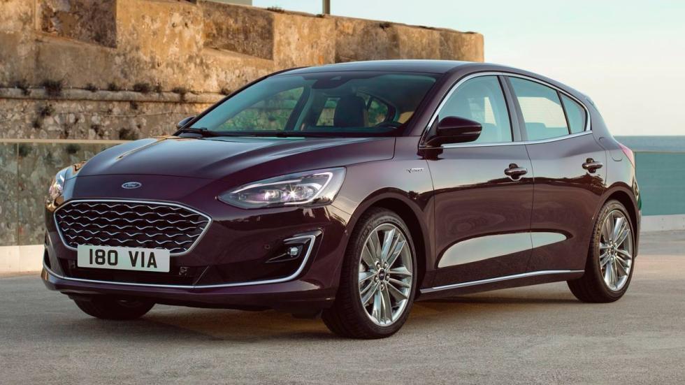 Prueba del Ford Focus 2018 1.0 125 CV Vignale