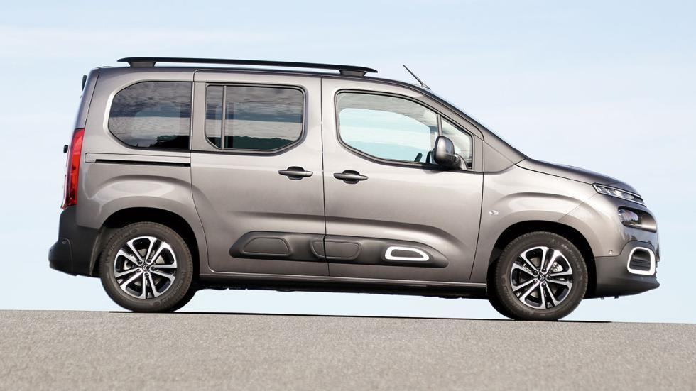 Test Citroën Berlingo Puretech 110