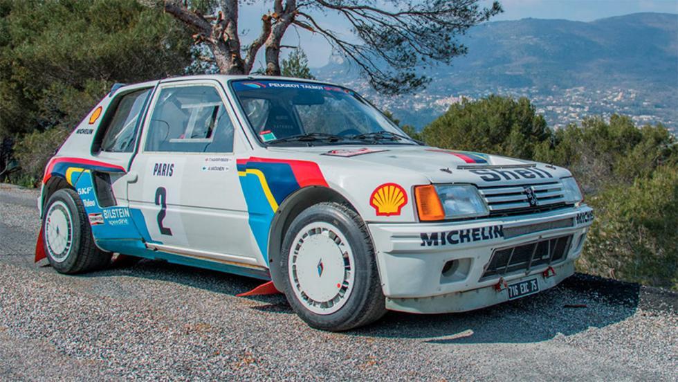 Peugeot 205 T16 Ari Vatanen VIII