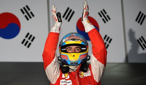 Fernando Alonso lucha por el título mundial; ¿lo conseguirá?