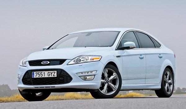 Ford Mondeo frontal