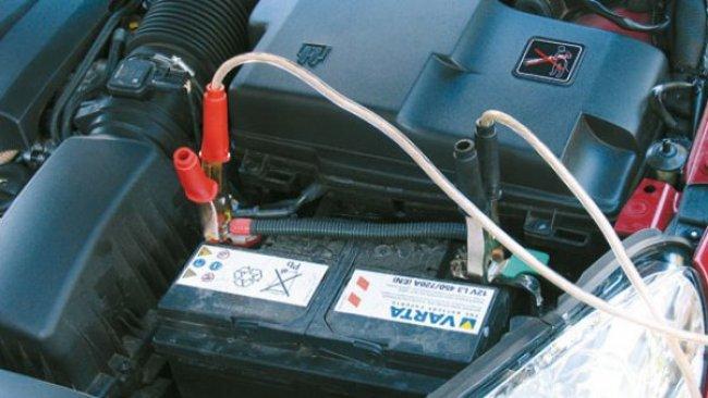 Resucita la batería de tu coche