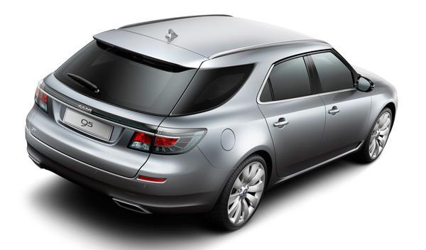 El nuevo Saab 9-5 Wagon se presenta en el Salón de Ginebra
