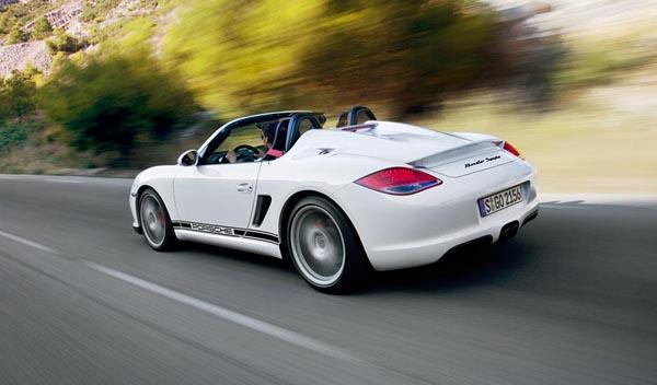 Fotos: Porsche desvela el nuevo Spyder