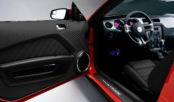 Fotos: El Ford Mustang GT 5.0 V8 se desvela en Detroit