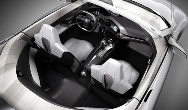 Fotos: Peugeot adelanta sus líneas futuras con el concept SR1